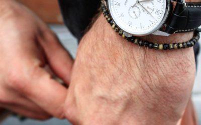 Une montre digne d'un homme