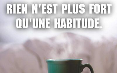 Mes 8 bonnes habitudes souvent inconfortables mais indispensables